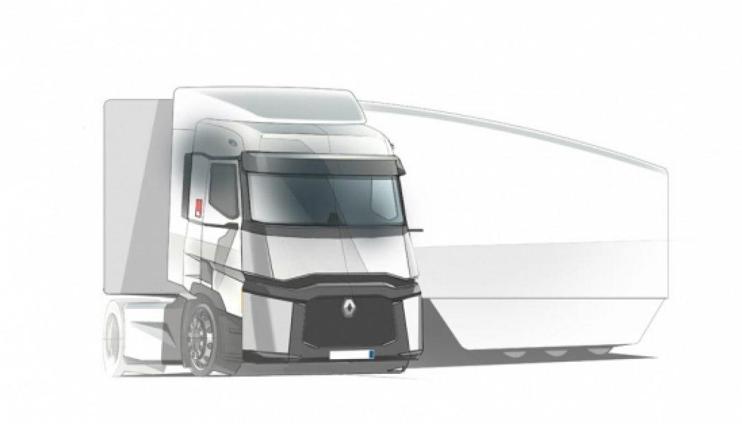 Proyecto Falcon de Renault Trucks