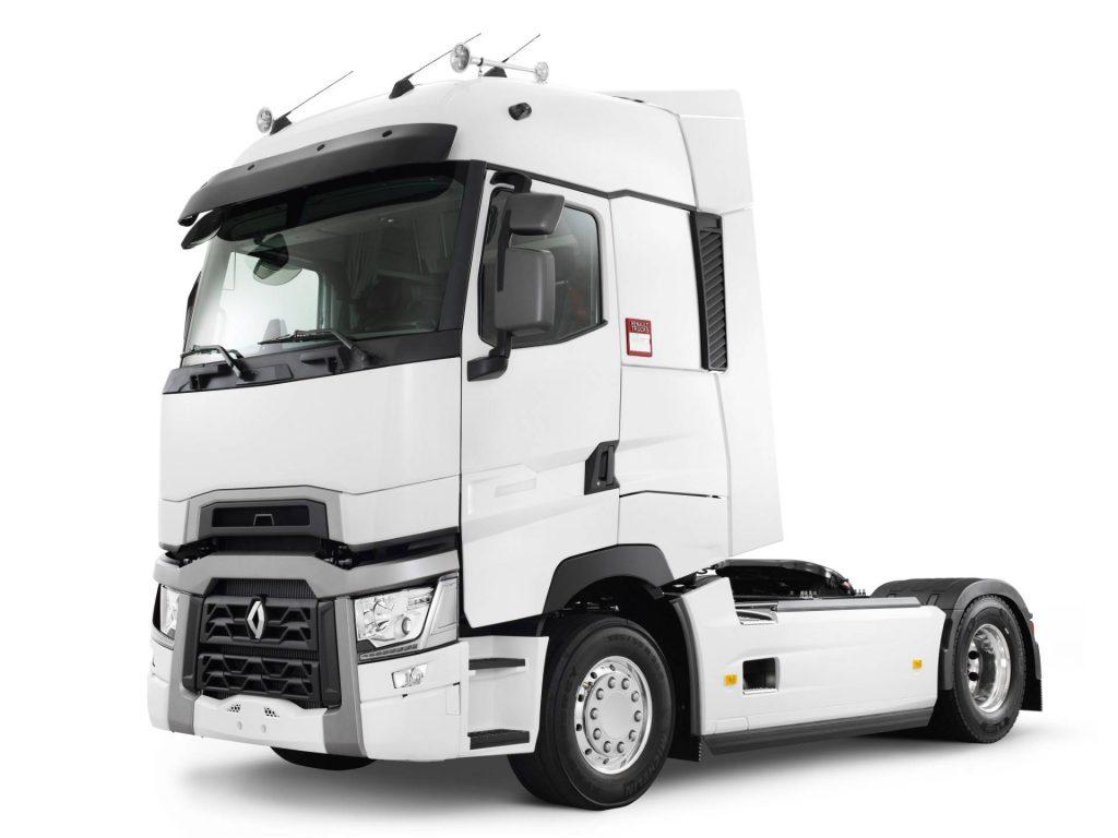 promoci n renting de renault serie t sobre camiones. Black Bedroom Furniture Sets. Home Design Ideas