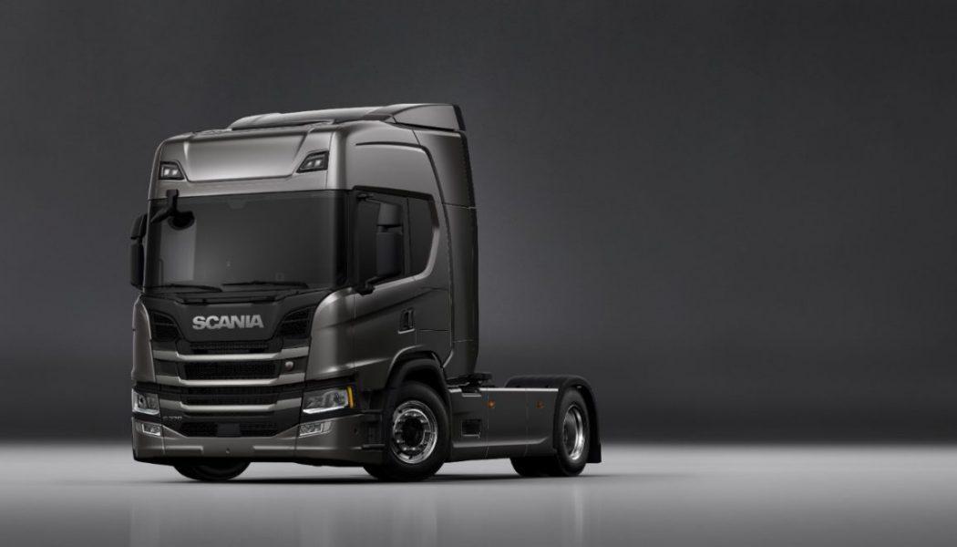 Nueva Serie G de Scania