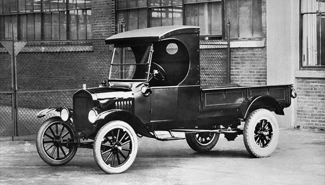 La Ford TT cumple 100 años
