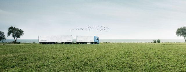 Nuevos GNL de Volvo Trucks
