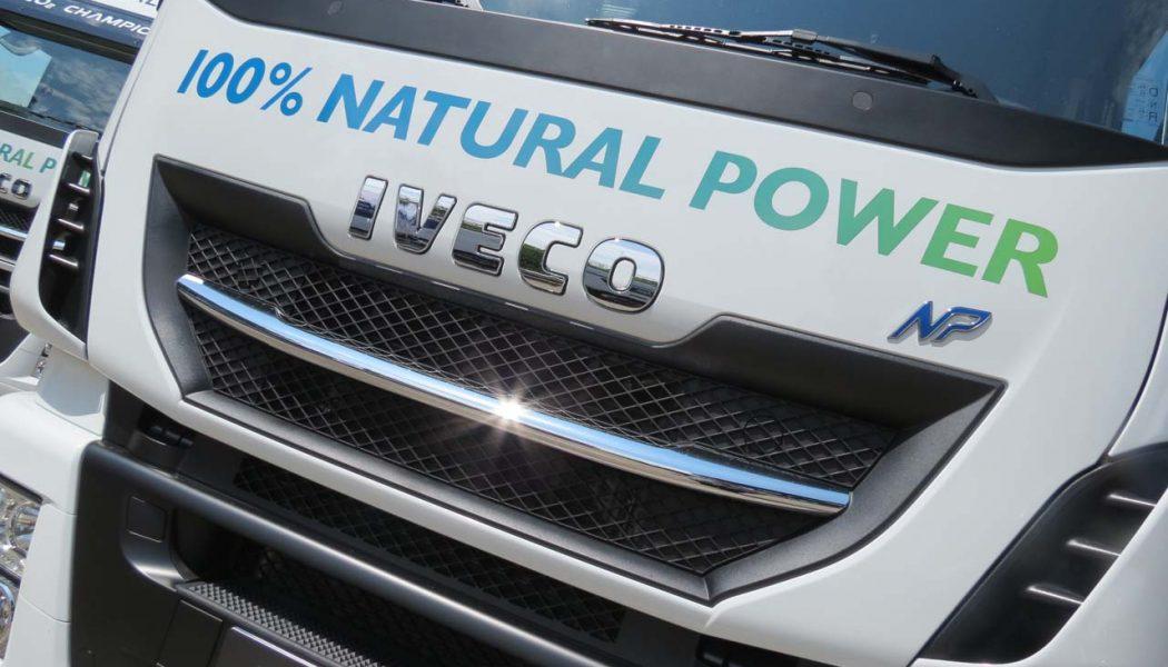 Iveco potencia el gas natural en Japón