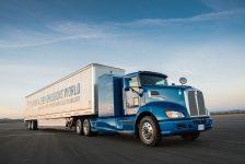Toyota presenta su camión de hidrógeno en EEUU