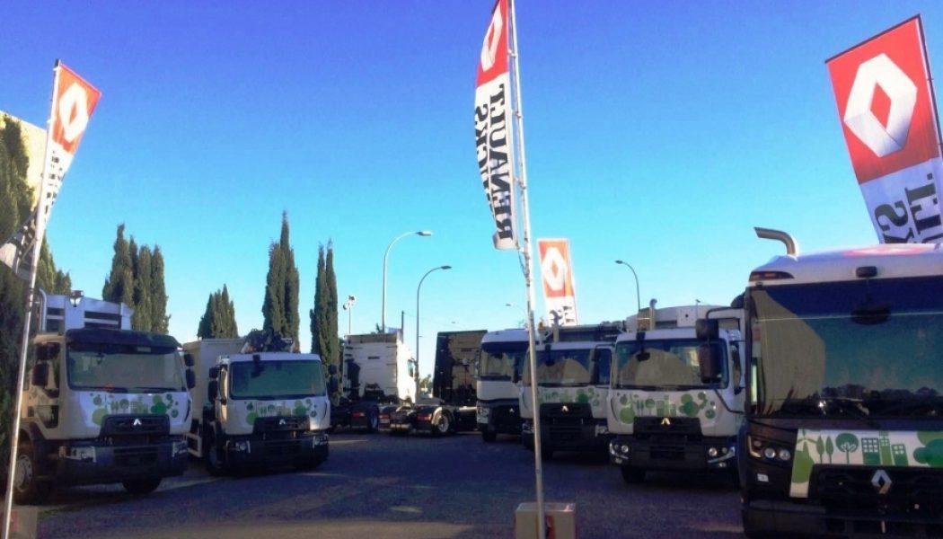 Renault Trucks en las XXV Jornadas Anepma de Medio Ambiente