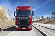 Los Scania V8, ya en tu concesionario