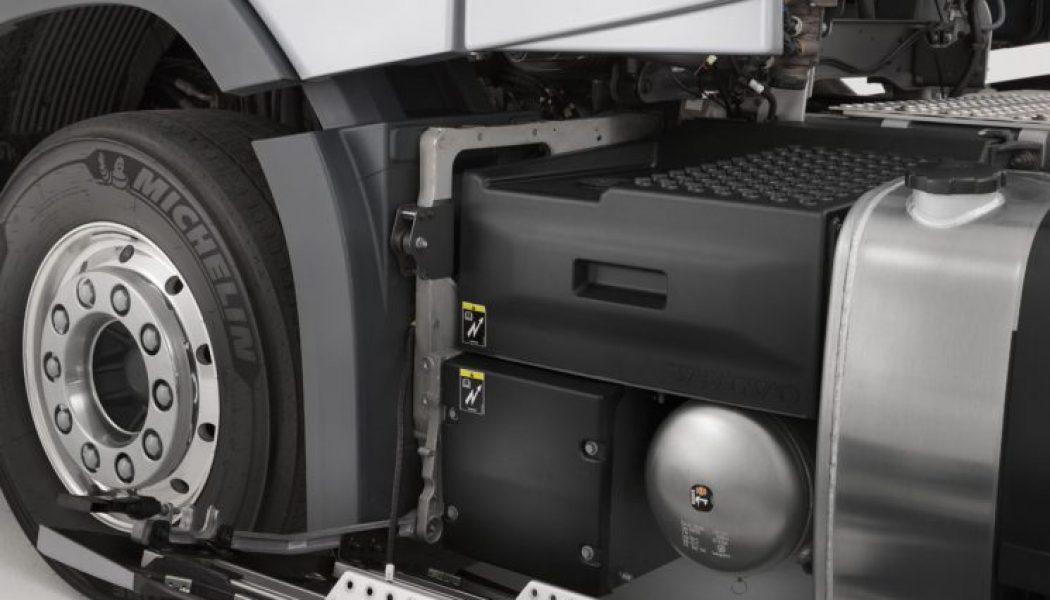 Nuevas baterías de gel para Volvo FM y FH