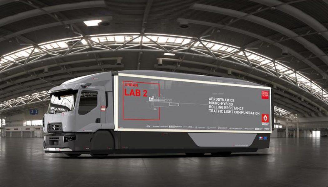 Solutrans premia la Urban Lab 2 de Renault