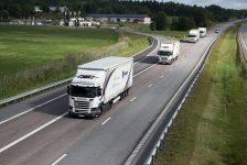 El impuesto para camiones de Francia