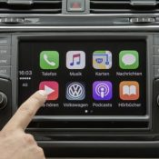 Volkswagen y Apple Care Play