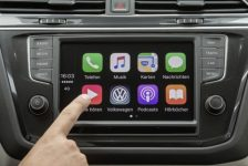 Volkswagen y Apple Care Play