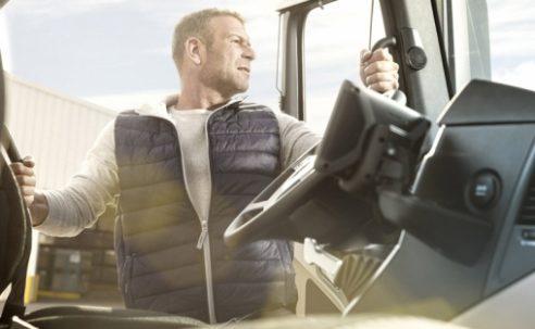 El salario mínimo en conductores internacionales