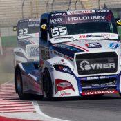 Oly Janes con el Buggyra International Racing