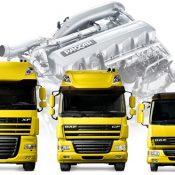 Ofertas en Servicio para camiones DAF XF, CF y LF
