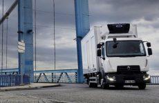 Renault Trucks apoyando la distribución