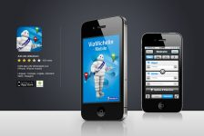 Mobility Apps de MICHELIN