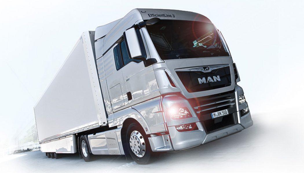 La completa App de MAN Truck&Bus