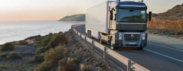 Crece un 7,9% el transporte nacional de vehículos por carretera