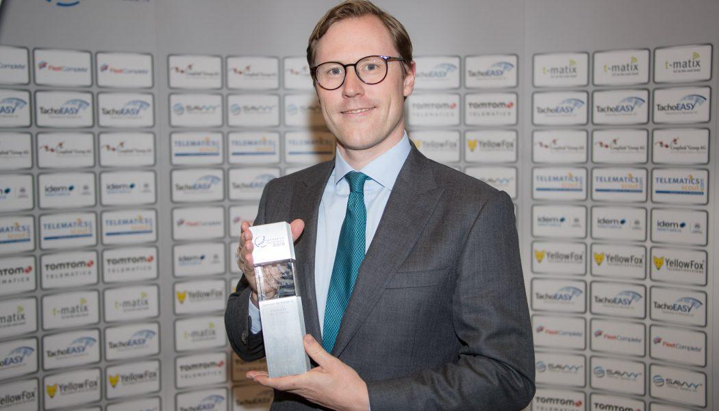 Premiado el Programa Michelin Effitrailer
