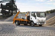 Nuevo camión NQR95 de Isuzu