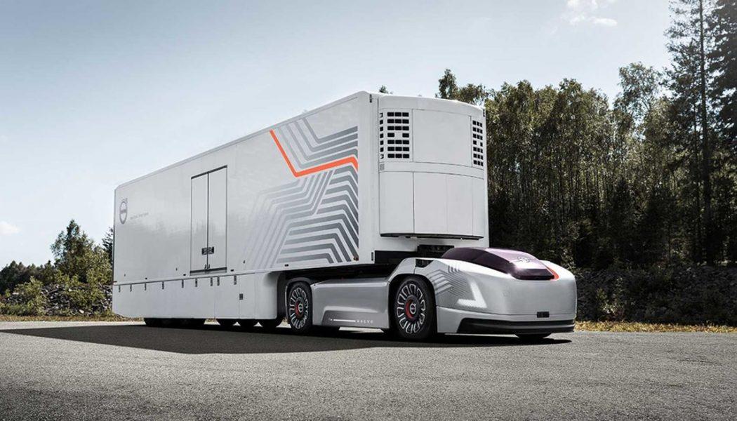 Los vehículos autónomos de Volvo Trucks