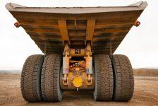 Michelin y su neumático más grande del mundo