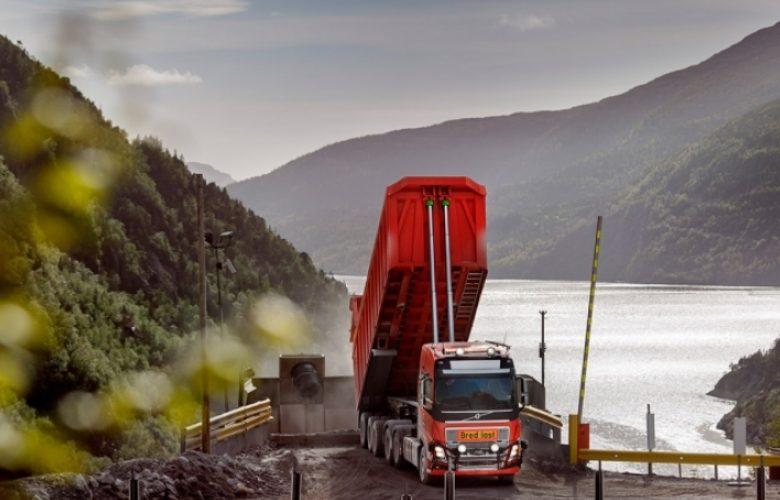 Volvo y sus camiones autónomos
