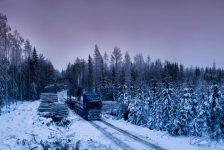 Transporte de riesgo en Finlandia