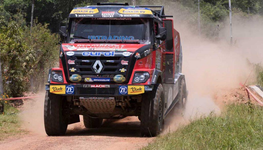 La presencia de Renault en el Dakar