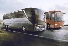 Control de flotas con Mercedes Benz
