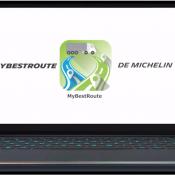 MyBestRoute para Camiones Michelin