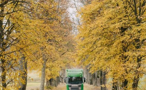Scania y sus servicios conectados