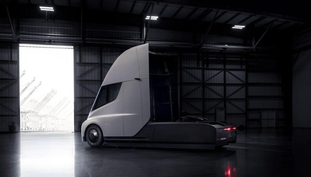 El Tesla Semi para el 2.020