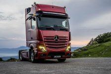 El Actros 2019 de Mercedes-Benz