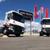 Renault Trucks y sus X-Road