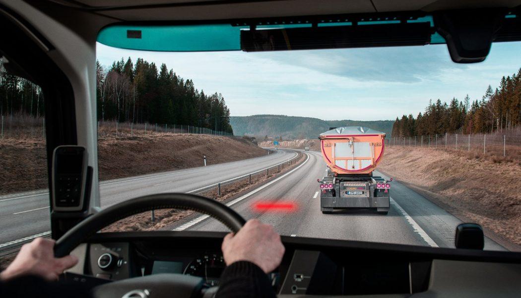 Distance Alert de Volvo Trucks