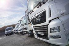 MAN: Se amplían garantías en camiones y furgonetas
