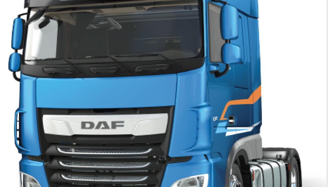 La gama de modelos DAF Euro 6