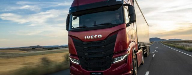 Presentación del Iveco S-way