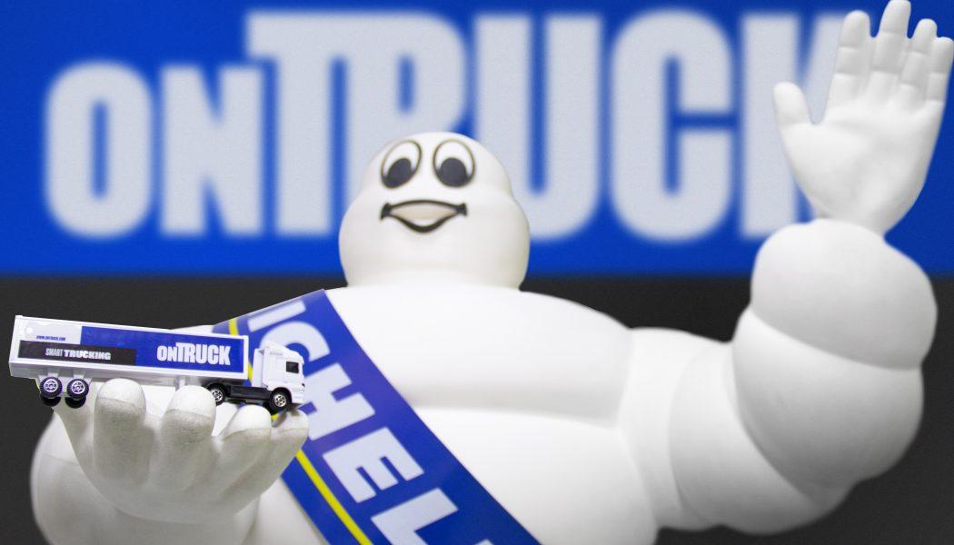 Michelin y Ontruck ofrecen ventajas exclusivas a su red de transportistas