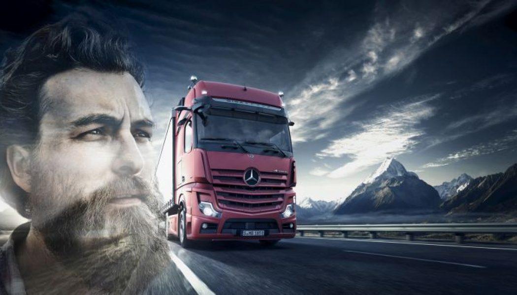 Oferta especial de Mercedes-Benz Trucks para autónomos