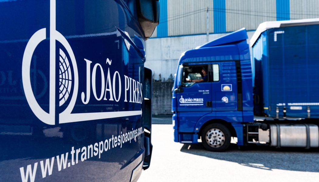 Michelin Effitrailer y Transportes João Pires