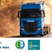 El nuevo IVECO S-WAY apuesta por el gas natural