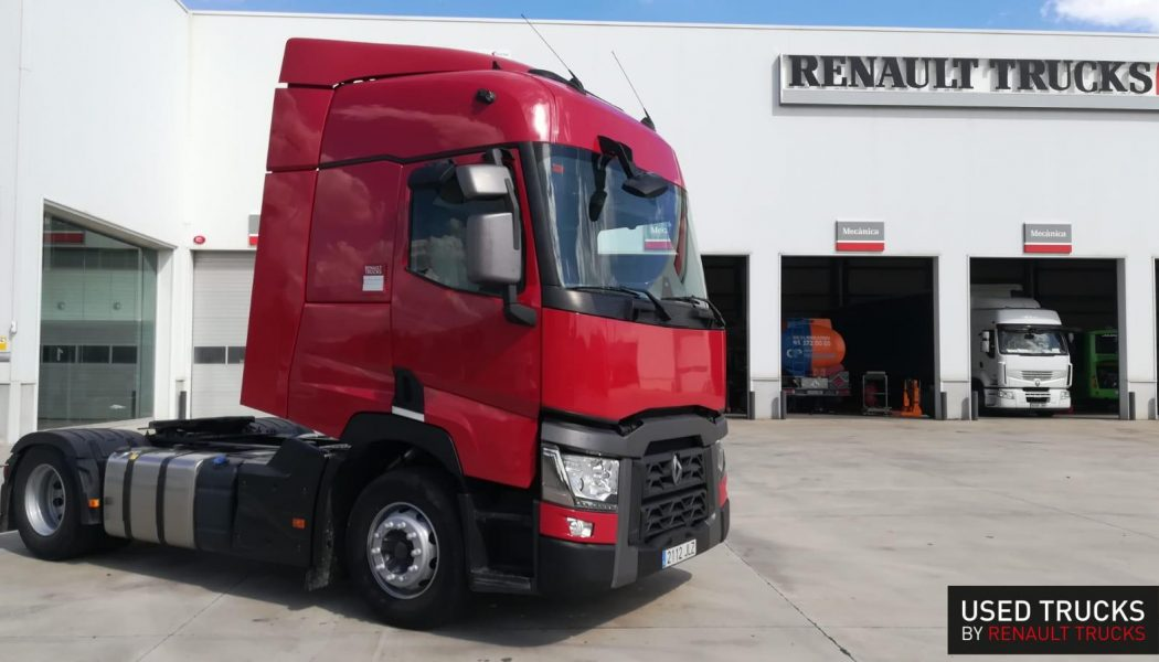 Renault Trucks lanza USED TRUCKS