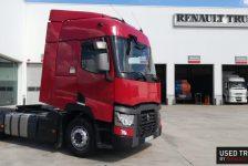 Renault Trucks lanza USED TRUCKS