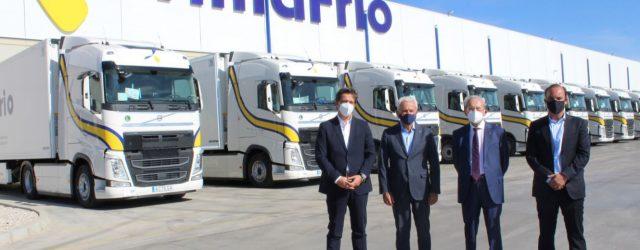 Primafrio adquiere 300 unidades del Volvo FH con I-Save 460 CV