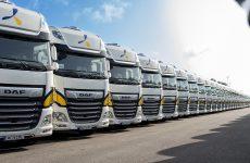 Primafrio adquiere 1.300 camiones  DAF XF 480 con Super Space Cab