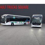 Los autobuses de Renault se vuelven eléctricos