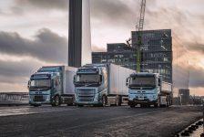 Volvo Trucks se prepara para mover mercancías con camiones eléctricos