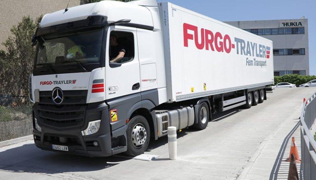 Michelin y FURGO-TRAYLER se asocian para mejorar la sostenibilidad y la seguridad del transporte
