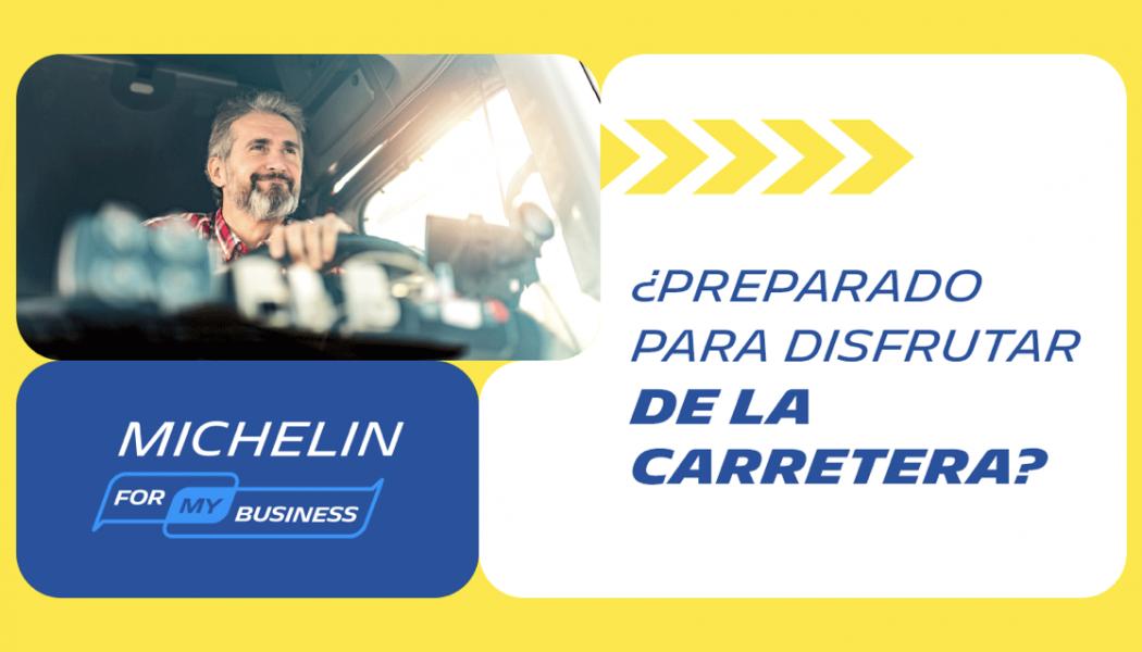 Michelin lanza MICHELIN FOR MY BUSINESS